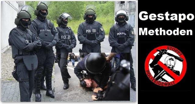 Gestapomethoden