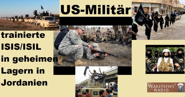 US-Militär trainierte ISIS