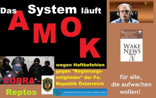 Das System läuft AMOK