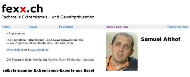 Fexx - Samuel Althof