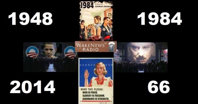 66 Jahre 1984 George Orwell