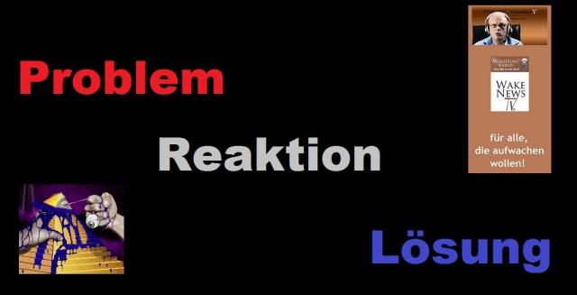 Problem Reaktion Lösung