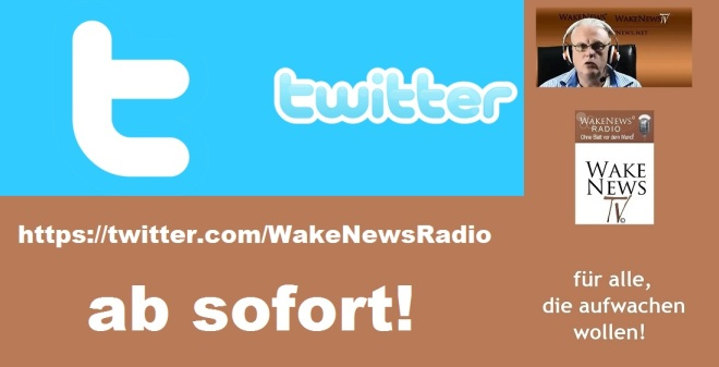 Twitter Wake News Radio
