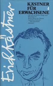 Erich Kästner-Das Buch für Erwachsene