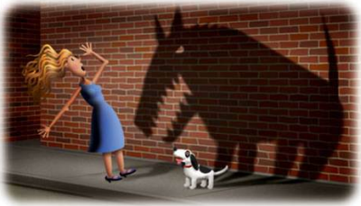 fear-cartoon-dog-phobia