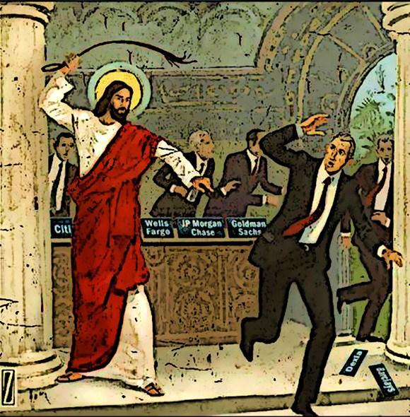 jesus Geldwechsler
