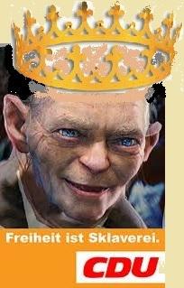 König Schäuble