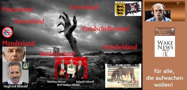 Terrorland Baden-Württemberg