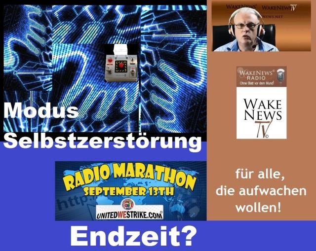 UNITEDWESTRIKE - Modus Selbstzerstörung - Endzeit 20140913