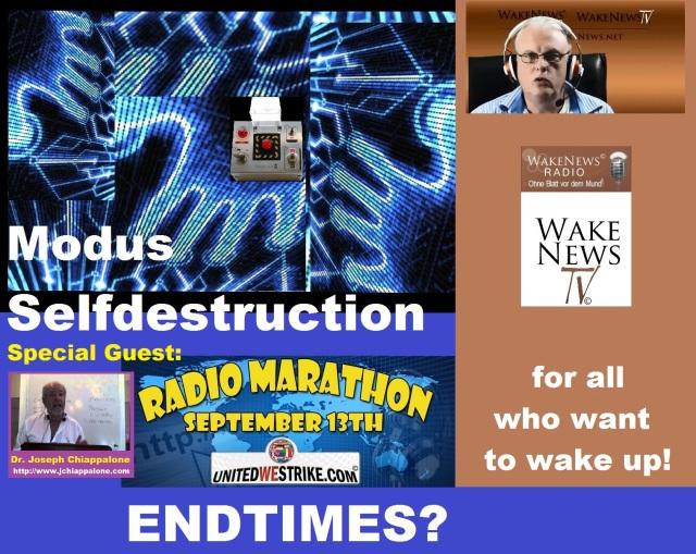 UNITEDWESTRIKE Modus Selfdestruction - Endtimes