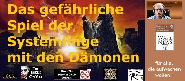 Das gefährliche Spiel der Systemlinge mit den Dämonen
