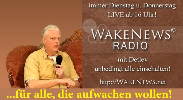 Detlev Wake News Radio