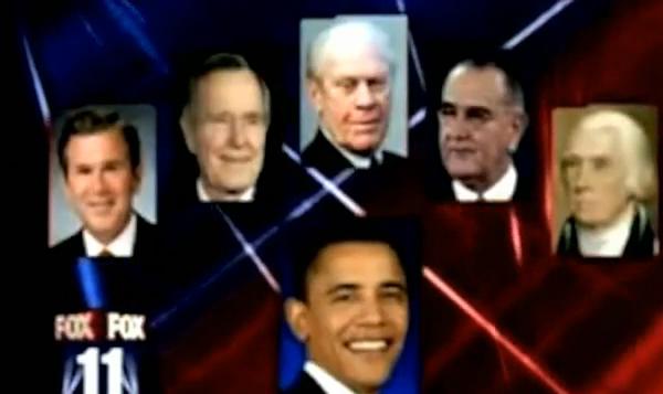 Obamas Verwandtschaft