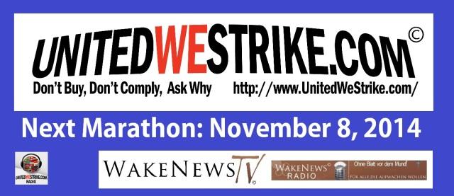 UWS Radio-Marathon Nov 8 2014