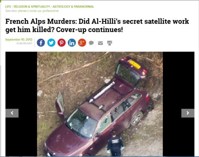 Al-Hillis Murder