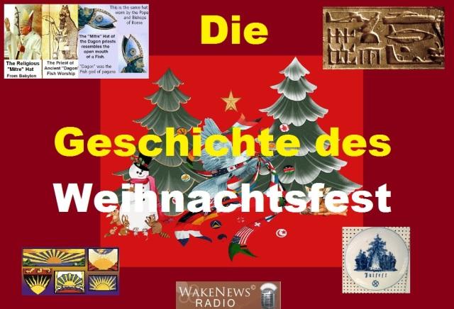 Die Geschichte des Weihnachtsfest