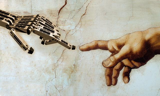 Gott der Roboter