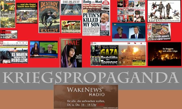 Kriegspropaganda Matrixmedien