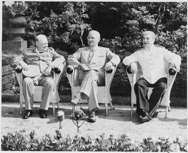 L_to_R,_British_Prime_Minister_Winston_Churchill,_President_Harry_S._Truman,_and_Soviet_leader_Josef_Stalin_in_the..._-_NARA_-_198958