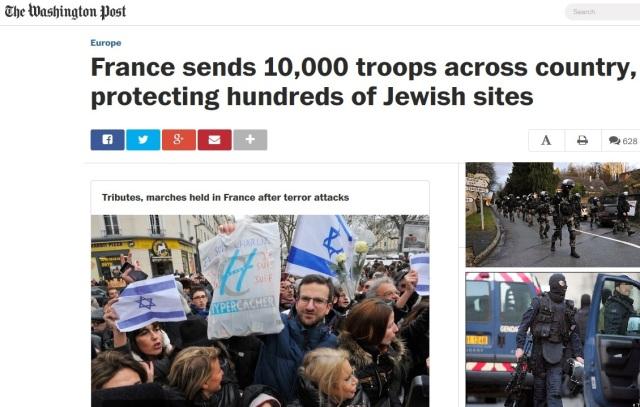 10.000 Soldaten Frankreich