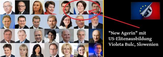 EU-Kommissare - Violeta Bulc