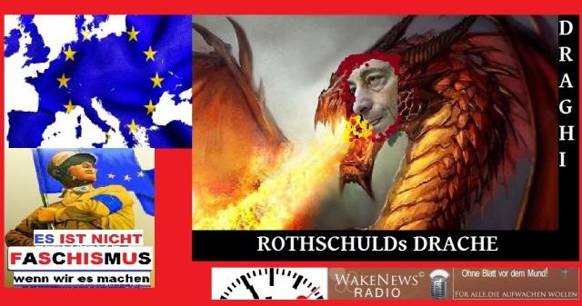 EZB-Regierung Draghi