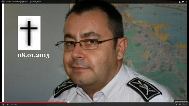 Geselbstmordeter Chef POLIZEI-Untersuchungsbeamter