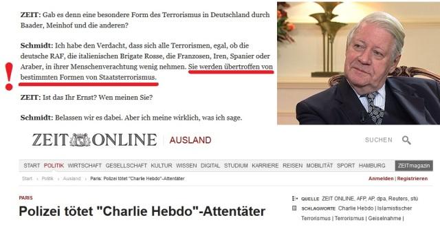 Schmidt - Zitat Staatsterrorismus