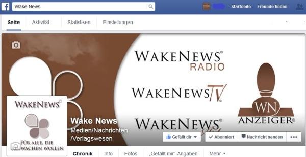 Wake News Facebook
