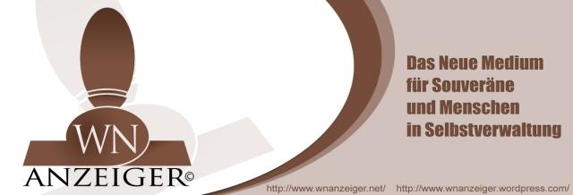 anzeigerbanner WN-Anzeiger o. SV