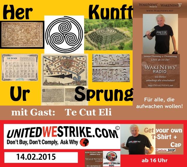 UNITEDWESTRIKE Her Kunft Ur Sprung 20150214