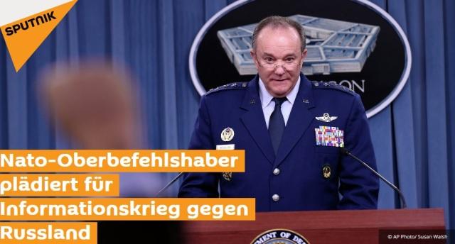 Breedlove Informationskrieg Sputnik