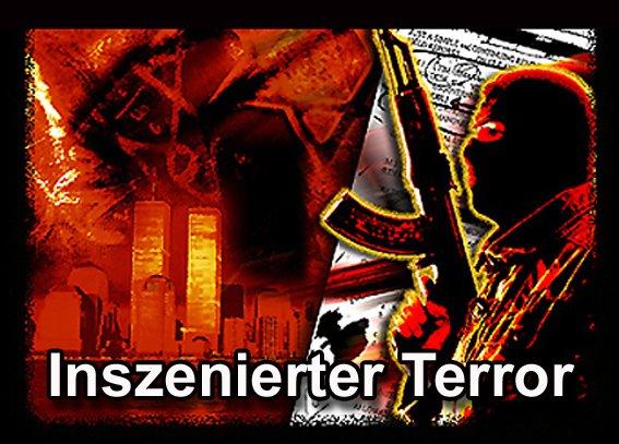Inszenierter Terror