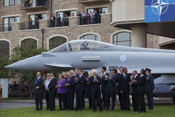 Britain NATO Summit