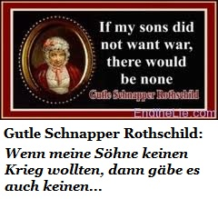 Rothschuld-Motto