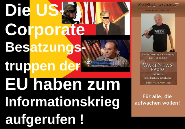US-Corpoaration im EU-Besatzungs-Informationskrieg