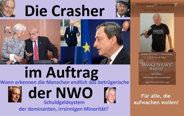 Die Crasher im Auftrag der NWO