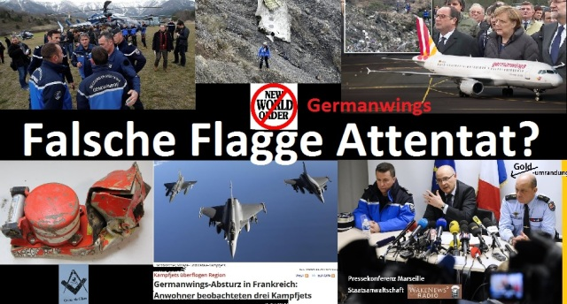 Germanwings Falsche Flagge Attentat