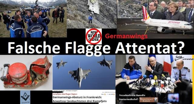 Germanwings Falsche Flagge Attentat