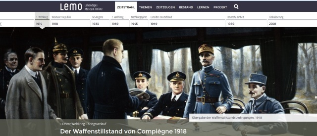 Screenshot 1918 Friedensvertrag