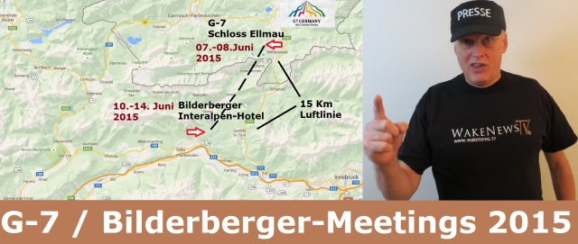 Bilderberger-Meeting 2015