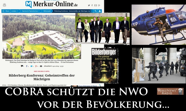 Bilderberger-Treffen Juni 2015 in Telfs