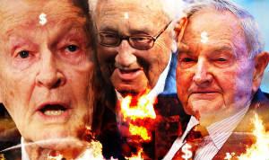Brezsinski Kissinger Rockefeller