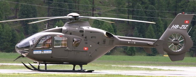 Vasella-Novartis Helikopter
