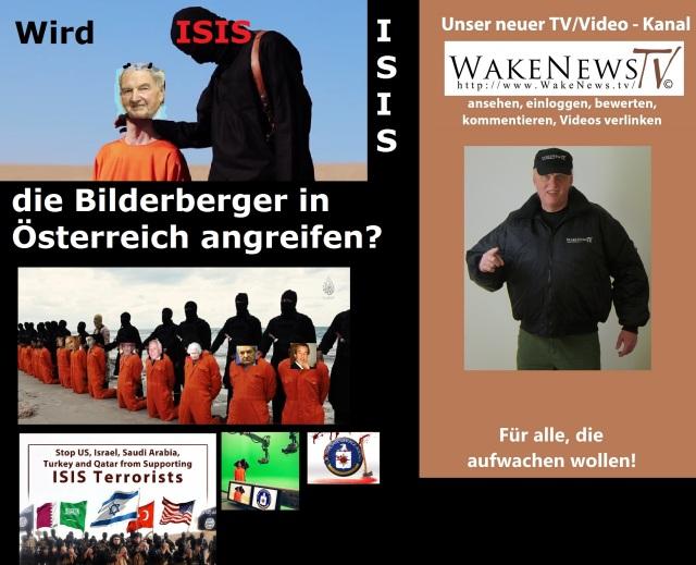 Wird ISIS die Bilderberger in Österreich angreifen