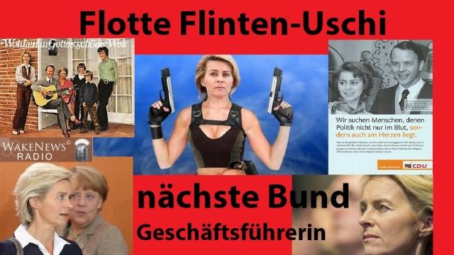 Flotte Flinten-Uschi