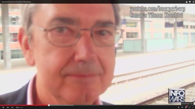 Franco Barnabe Chair Vice Rothschild Group Europe - Bilderberger Steering Comittee - Tilman Knechtel
