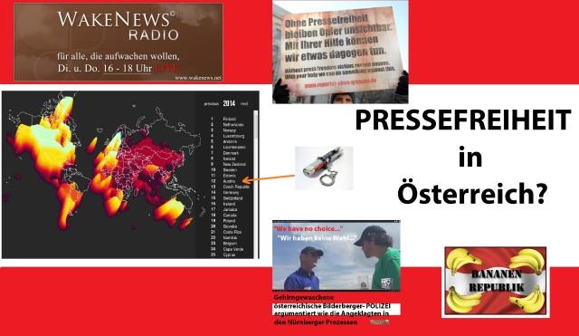 Pressefreiheit in Österreich
