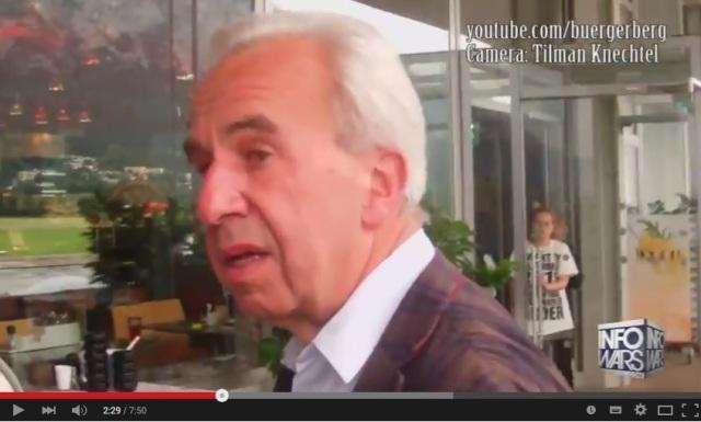 Rudolf Scholten Kontrollbank Austria, Steering Comittee Bilderberger