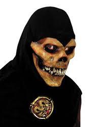 Totenkopf-Horror-Maske